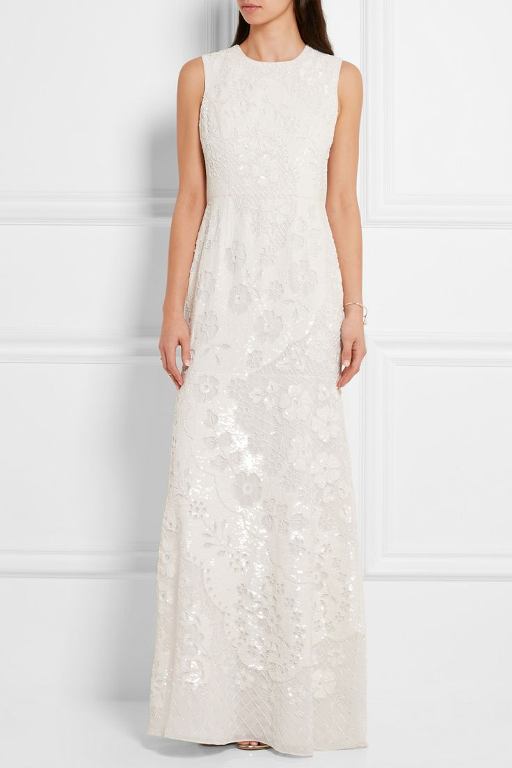 Fancy Ivory chiffon Concealed zip fastening along back polyester Dry clean Designer color Chalk Alternative Wedding DressesNeedle