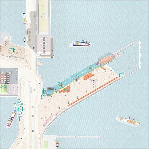 Gautier Rey architecture portfolio | Fundamental