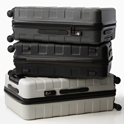 In love with these Muji suitcases