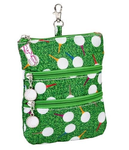 Teed Off Sydney Love Ladies Golf Clip on Accessory Pouch! More golf accessories at #lorisgolfshoppe