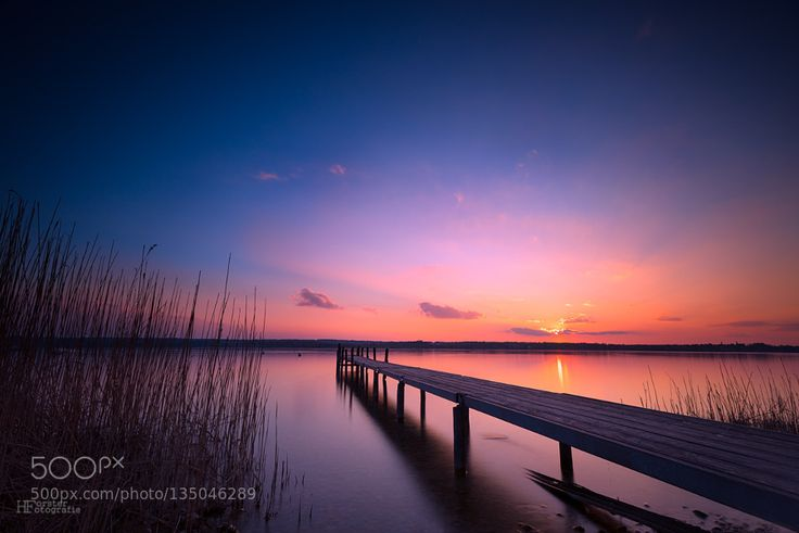 LAKE AMMER by hermannforster. Please Like http://fb.me/go4photos and Follow @go4fotos Thank You. :-)