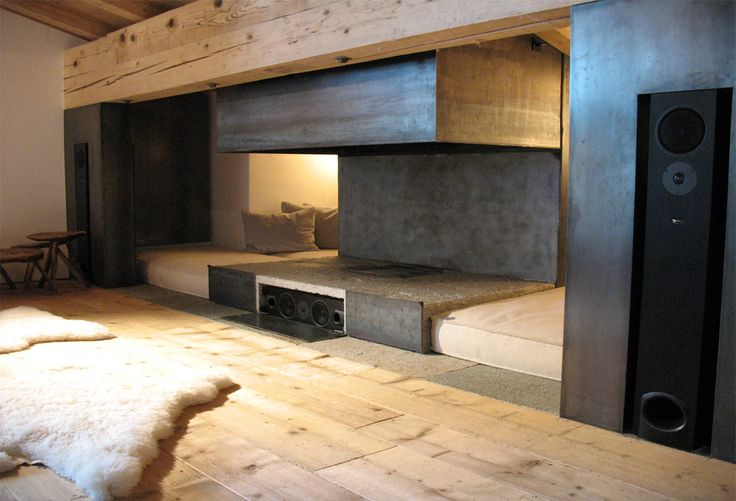 Mountain side | Engadina | St. Moritz | Interior | Home | Living room | Fireplace | Camino | Project by Studio Ansbacher Manzoni