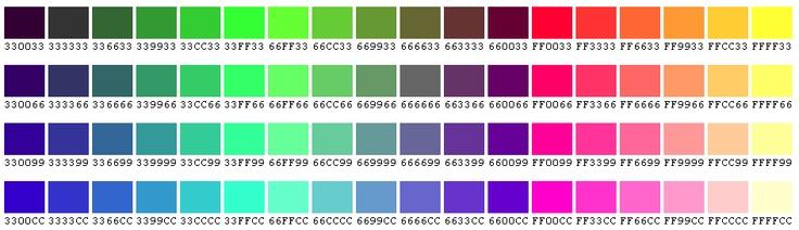 Los colores y las personas ciegas