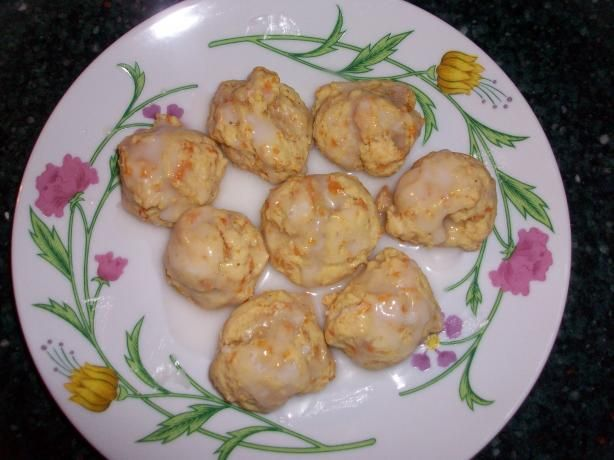 Cookies from Zimbabwe. Photo by Chef #991152 sweet potato cookies!  @Hollis Heffgrass