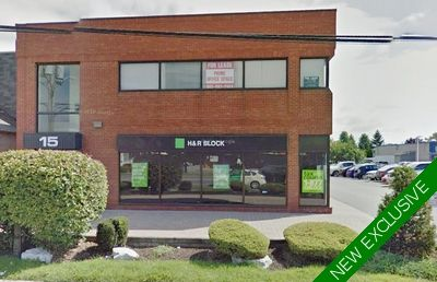 New EXCLUSIVE Commercial Listing!  15 Harwood Avenue South, Ajax, ON