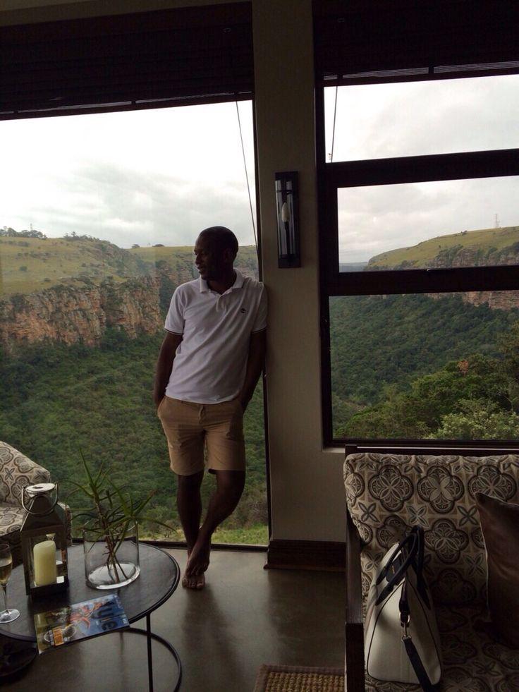 The Gorge Private Game lodge & spa KZN south coast SA..