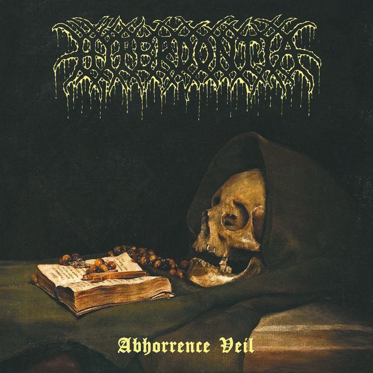 Abhorrence Veil EP | Hyperdontia