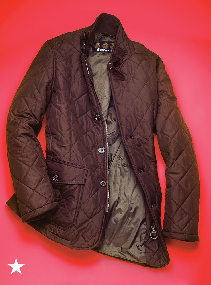 Help him stay warm all winter long with this down jacket from Barbour. Shop it on macys. com today and get it under the tree ASAP!