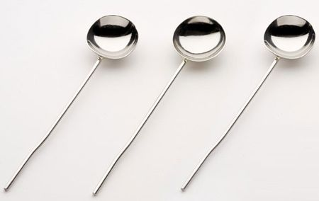 Coffee spoons by SANAA for Alessi