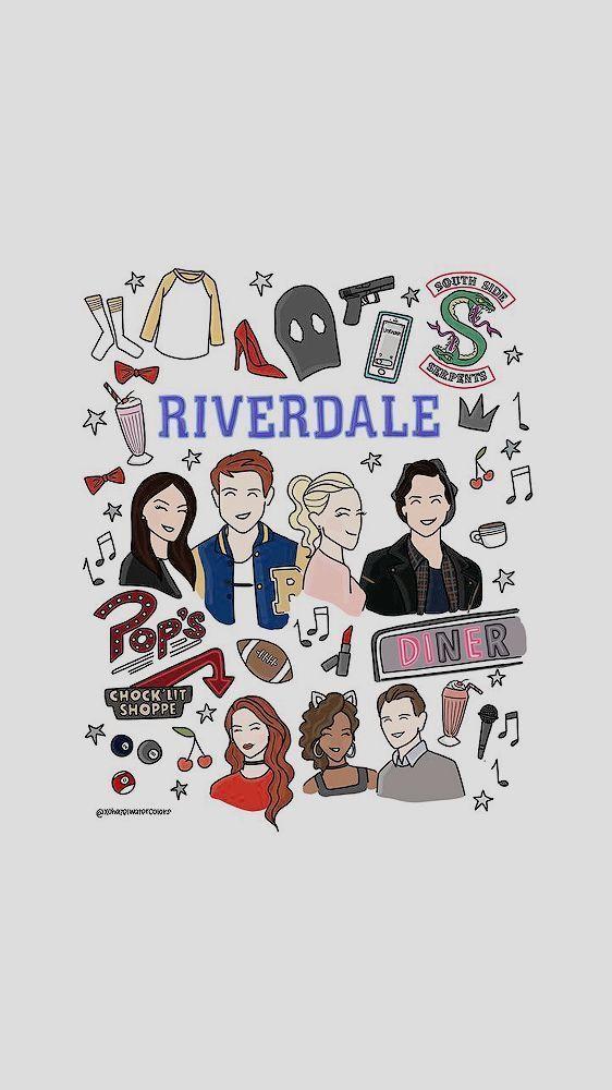 riverdale wallpapers – #planodefundo #RIVERDALE #W…