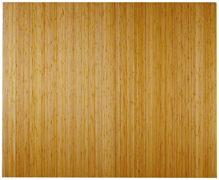 purely bamboo chair mat