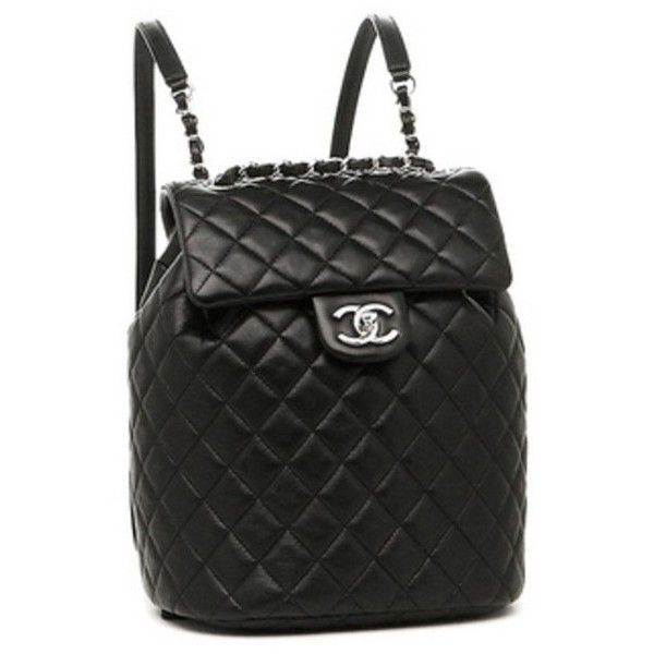 Chanel Backpack Google Search Liked On Polyvore