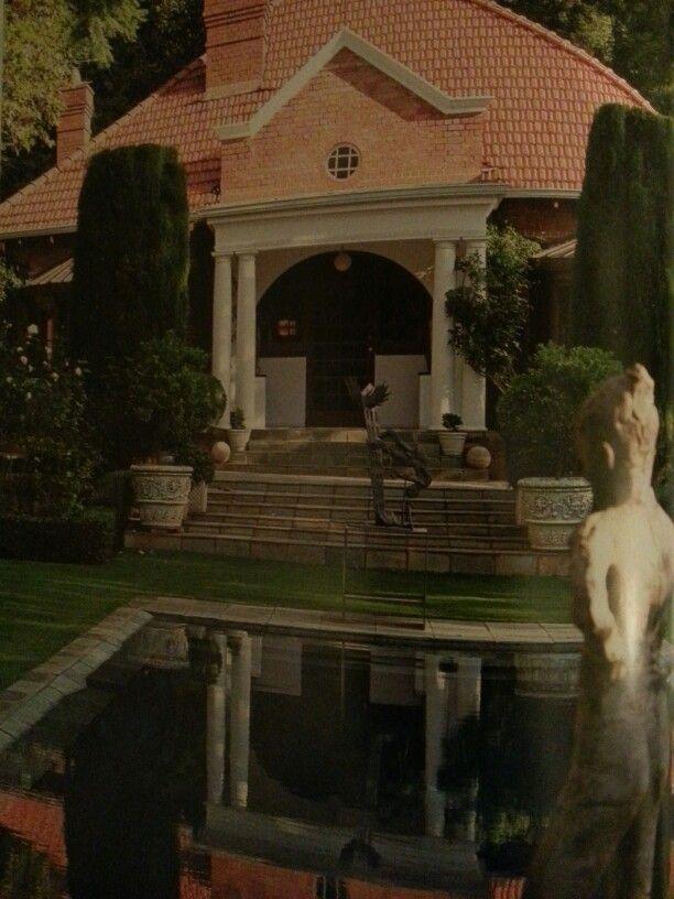 Herbert Baker home South Africa.