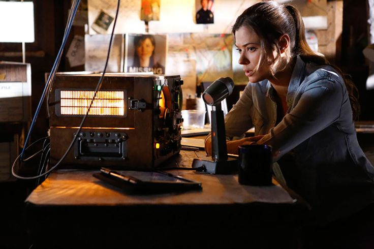"""5. Frequency (The CW) from We Ranked All the New 2016 Fall TV Shows: What's No. 1?  When It Premieres:Wednesday, Oct. 5 at 9 p.m.What It's About: Based on the movie of the same name, The CW's drama stars Peyton List as a cop who connects with her dead father (who is still alive in the past) over a CB radio.Our Ranking and What We Thought: No. 5. """"I was into every part of Frequency and got chills multiples times throughout my multiples viewings. The mystery, the relationships, the '90s…"""
