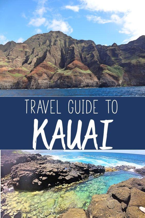 Vacation in Kauai, Hawaii