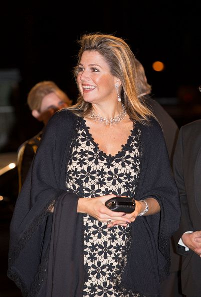 royalwatcher:  Queen Maxima attended the International Frans Liszt Piano Competition in Ultrecht, November 8, 2014