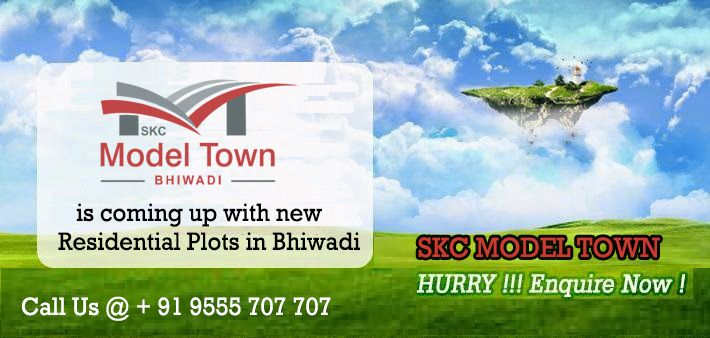 SKC MODEL TOWN - Real Estate Builders and Developers in Bhiwadi