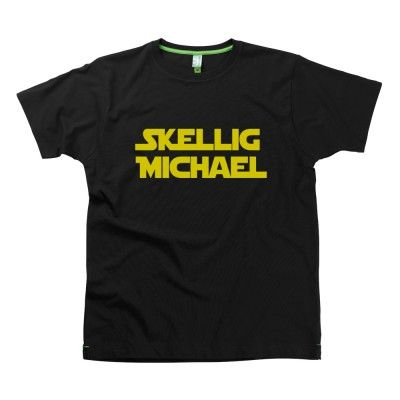 Skellig Michael Gent's T-Shirt by Hairy Baby