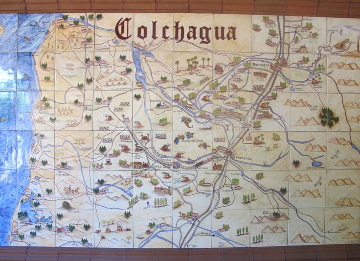 Chile - the wineries of Colchagua valley in pictures - Viu Manent, #Colchagua