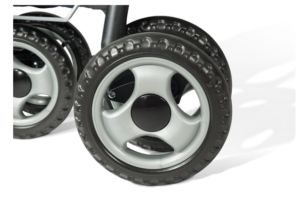 Child Craft Sports Stroller Trio 3 Review - All Terrain Wheels Stroller triple