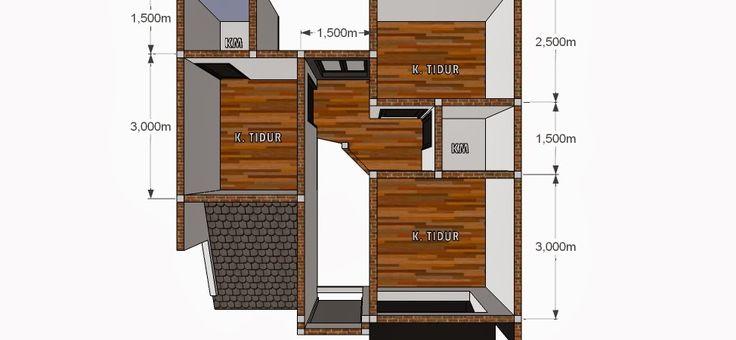 Denah Rumah 3 Kamar Ukuran 7x9 Paling Dicari - Memiliki rumah dengan denah yang berisi 3 kamar tidur akan sangat menyenangkan, apalagi untuk keluarga kecil anda. Dengan ukuran 7x9 anda bisa membuat rumah yang cukup untuk keluarga mungil anda. Sehubungan dengan kamar tidur, bisa dipastikan bahwa ketika anda memiliki seorang anak, ketika masa pembelajaran sudah