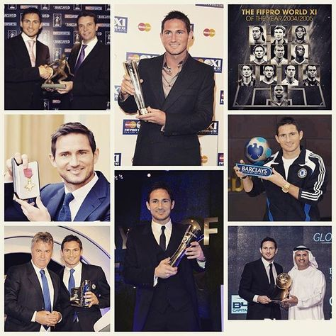 Personal achievements in a stunning career for Super Frank: - Named the second best player in the world in the Ballon D'or in 2005 just behind Ronaldinho - Named in UEFA's all-time under 21's dream team - Football players FWA in 2005 - Placed second in European Footballers of the Year 2005 - In FIFPro World XI Team 2005 - Premier League's highest assister in 2004-05 (16 assists) and 2006-07 (17 assists) - Premier League player of the month in September 2003, April 2005, October 2005 and…