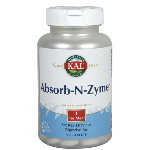 Las enzimas son necesarios para descomponer los alimentos en componentes que nuestras células puedan utilizar. Con la edad, la cantidad de enzimas que nuestro o