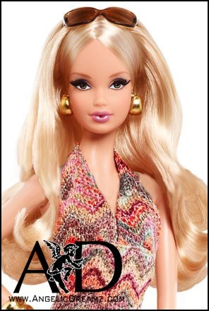 THE BARBIE LOOK CITY SHOPPER BARBIE Doll