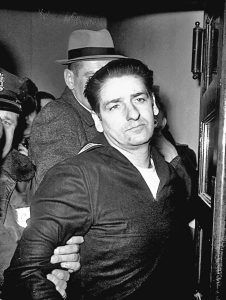 To start this creepy compilation of the crazies, it's only fitting to start the list with a twisted individual who committed his acts in our beloved city. Albert Desalvo, AKA the Boston Strangler, was responsible for murdering 13 women in the greater Boston area.