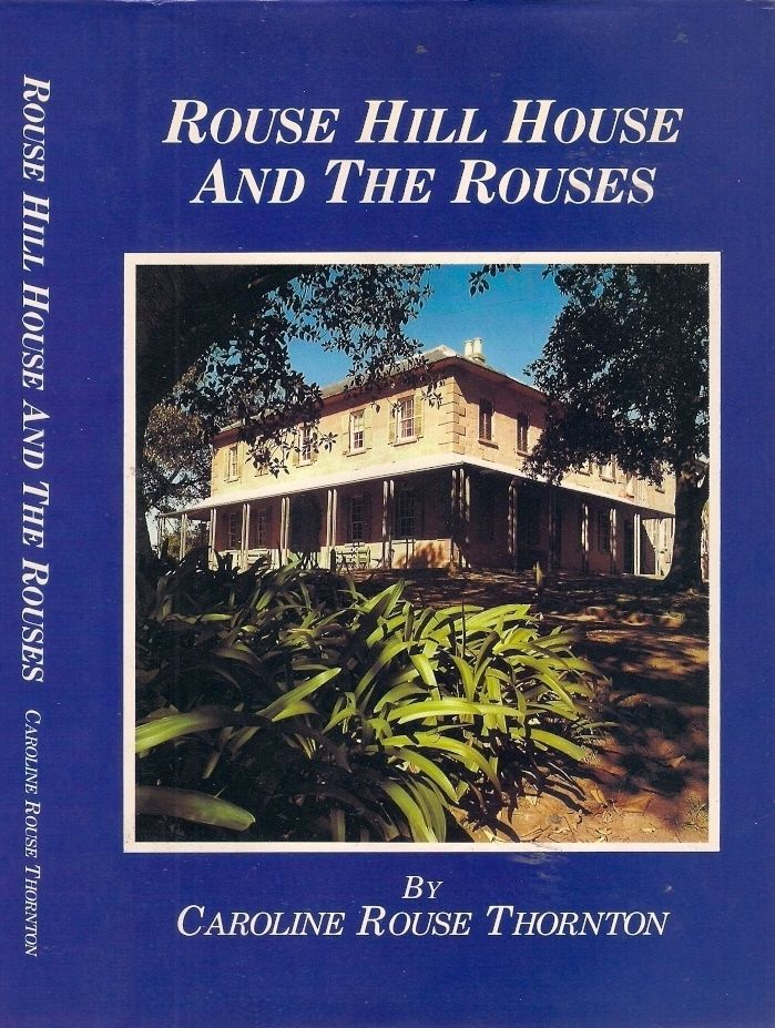 ROUSE HILL HOUSE & THE ROUSES. Rouse Hill House is unique. Its building was commenced in 1813, making it the oldest large-scale family home in Australia. It also has the distinction of having been occupied by the original family for longer than any other house. A feature of the house is the existence of the time-capsule rooms with their remarkable detail of furnishing and bric-a-brac.