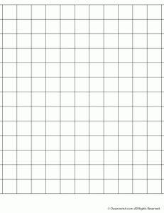 PERFECT FOR LONG DIVISION!  or any vertical math problems.  Keeps it all organized... .75 inch grid paper 231x300 Printable Graph Paper and Grid Paper