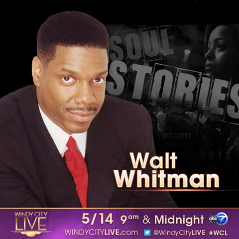 windy city live tickets | WALT WHITMAN & the SOUL CHILDREN of Chicago are currently celebrating ...