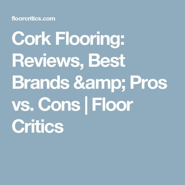 Cork Flooring: Reviews, Best Brands & Pros vs. Cons | Floor Critics