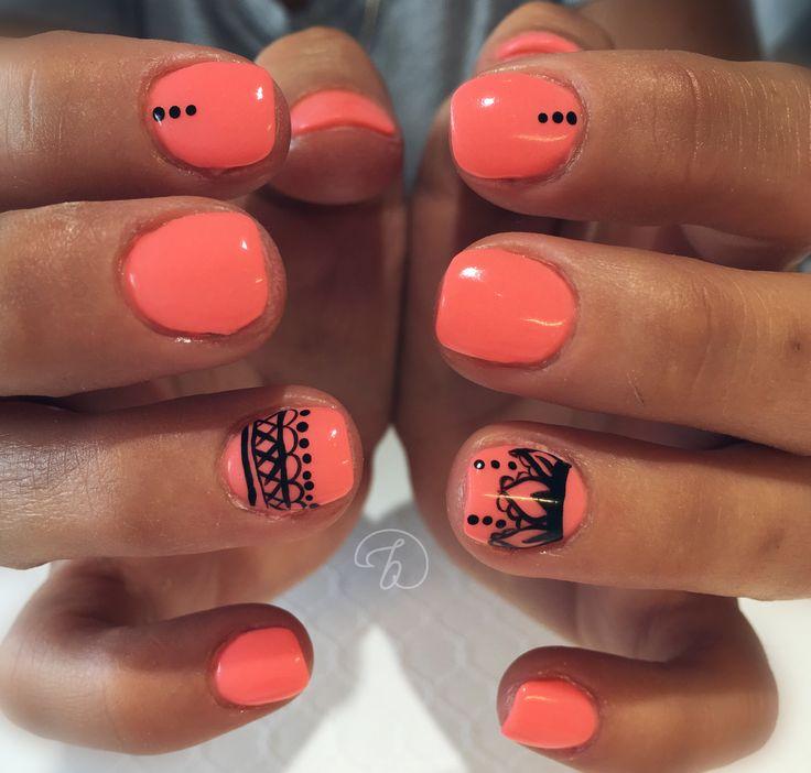 #leboudoirespacebeaute #ongleslaval #lavalnails #healtynails #naturalnails #nailart #henne