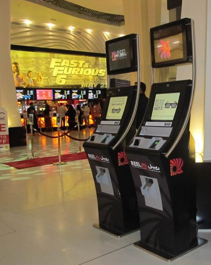 With Kiosk Innova ticketing kiosks, customers are now able to buy their tickets in seconds.