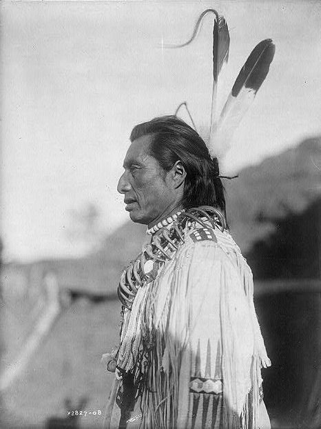Crow's HeartBears Claw, Edward Curtis, Native Americans, Claw Necklaces, American Indian, Native Indian, Indian Brave, Crows Heart, Old Pictures