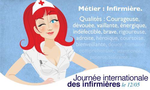 Journ e des infirmi res clp 66 nurse humor jokes et disney characters - Dessin infirmiere humoristique ...