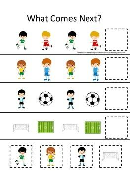 27 best images about sports themed activities on pinterest football addition games and simple. Black Bedroom Furniture Sets. Home Design Ideas