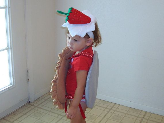 Kids Costume Childrens Costume Pie Halloween by TheCostumeCafe