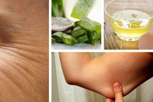 Die konstante Exposition gegenüber den Umweltfaktoren führt dazu, dass unsere Haut an Elastizität verliert. Wie können wir die Haut straffen?