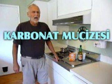 Karbonatlı su mucizesi