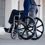 Entregan sillas de ruedas en San Antonio de La Paz