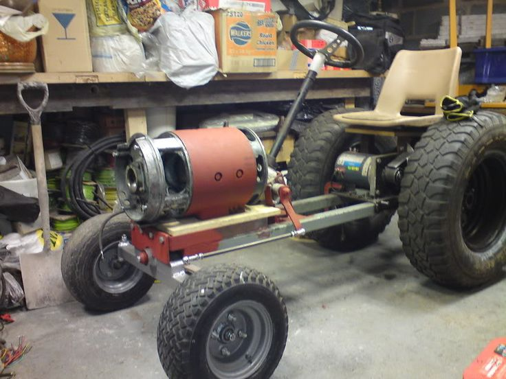 I want to build a trike! - DIY Electric Car Forums
