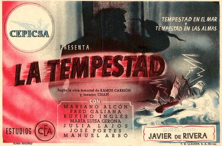 La tempestad (1945) tt0037358 P