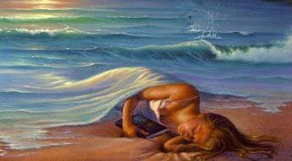..κι όμως τις νύχτες , κρυφά,  έρχεσαι στα όνειρα μου,  σαν το λίγο το νερό,  να ξεδιψάσεις  τη καρδιά μου