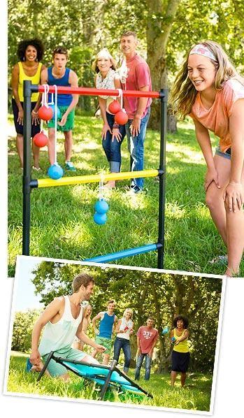 Park a letní hry