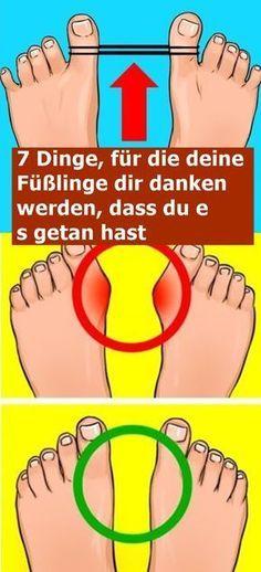 Wie pflegt man seine Füße? Wie kann man sie in gutem Zustand halten? Wir inves…