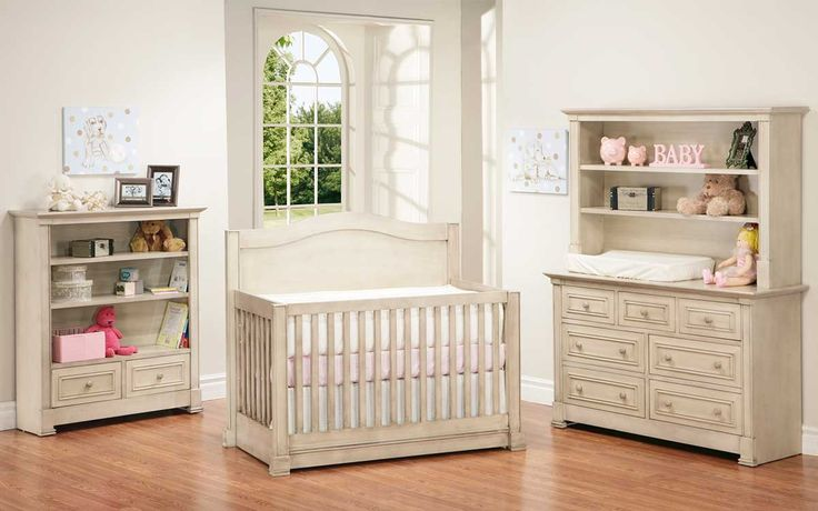 Jacob and Shawna baby furniture collection