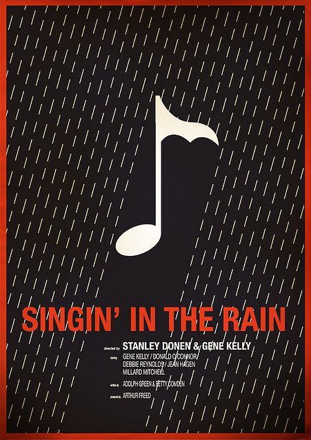 Singin' in the Rainby Chris Thornley. One of my most favorite movies!