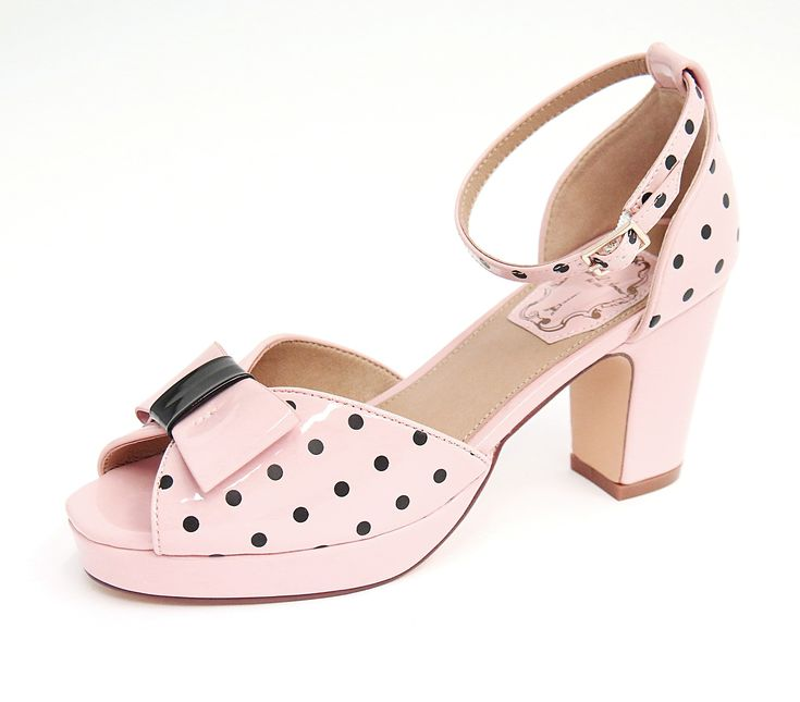 The Fifi Shoe (Pink)